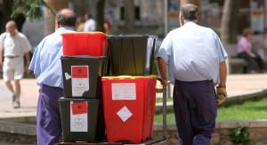 tratamiento de residuos HG