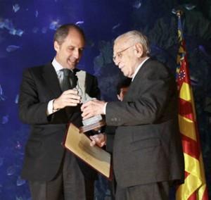 Premios Salud y Sociedad. 03/03/2011.