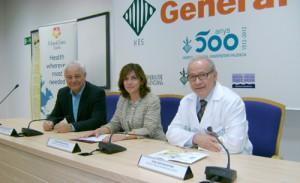 Inauguracion Jornada Enfermedad de Chagas_Hospital General Valencia