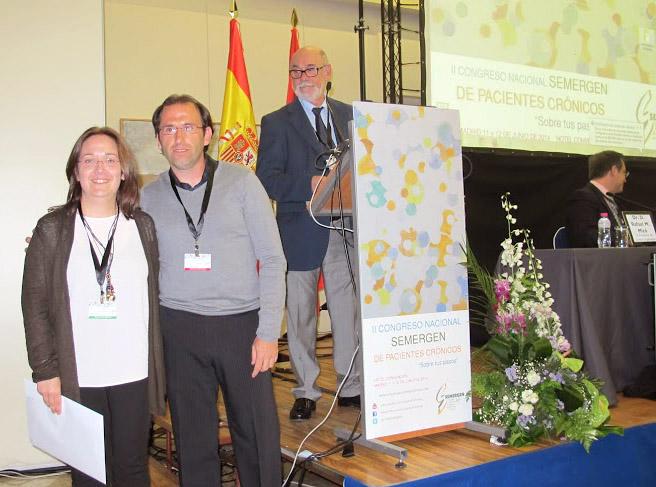 Carolina Mir_Premio SEMERGEN