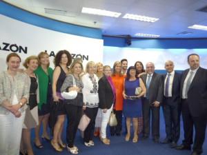 Entrega premios ministra Ana Mato