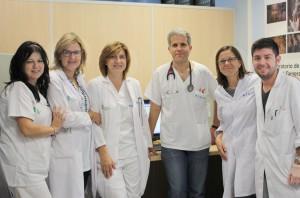 2014 10 07 Equipo estudio genetico unidad cardiopatias familiares 2