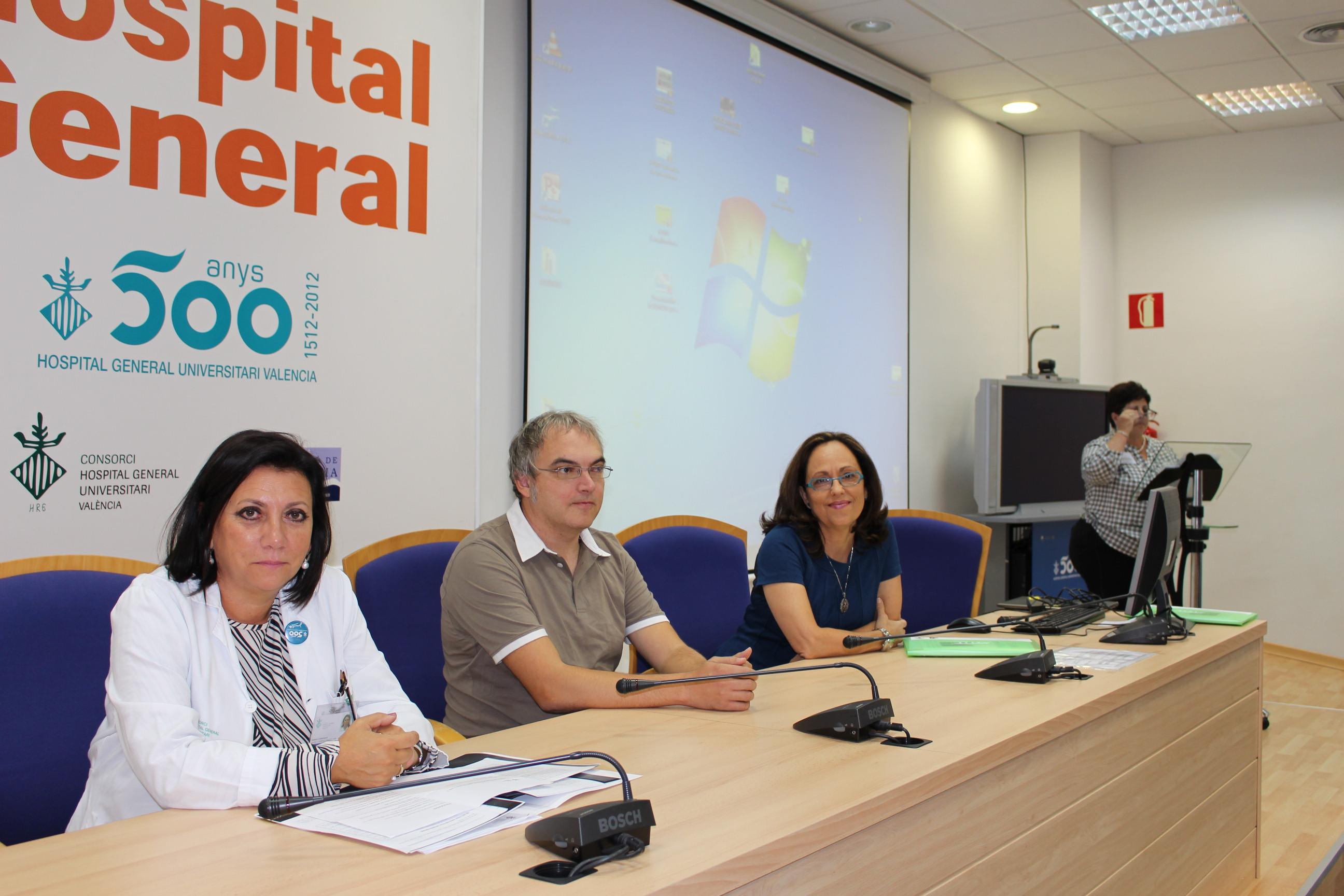 Apertura Jornada Lactancia Materna_Hospital General de Valencia