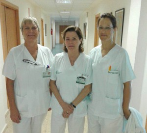 Enfermeras Nefro BC