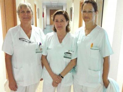 Enfermeras Nefrologia