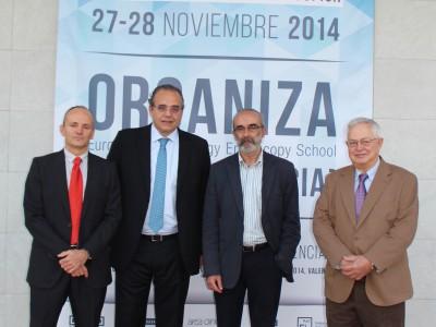 Gilabert-Estelles, Sergio Blasco, Jose M Iranzo y Gilabert-Aguilar