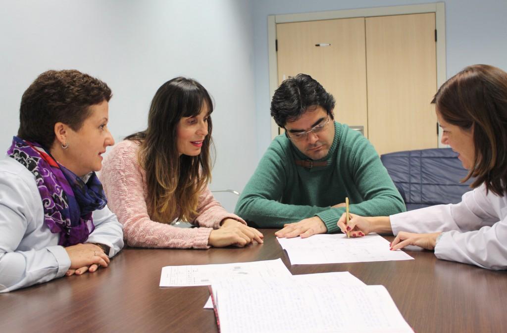 2014 12 30 consulta consejo genetico Hospital General Valencia