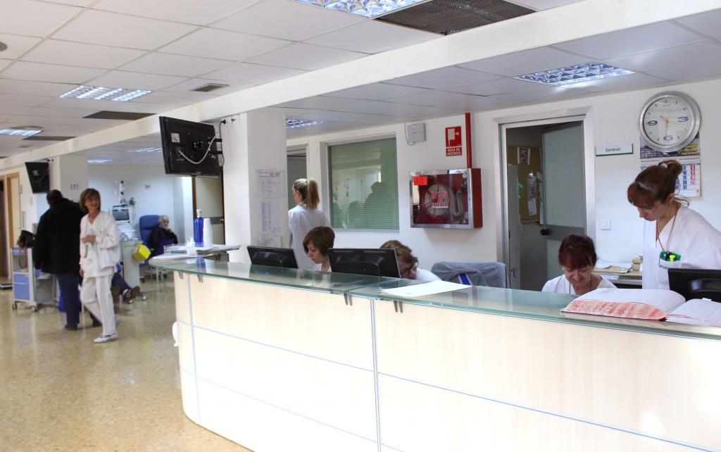 Hospital de dia Polivalente_Hospital General de Valencia