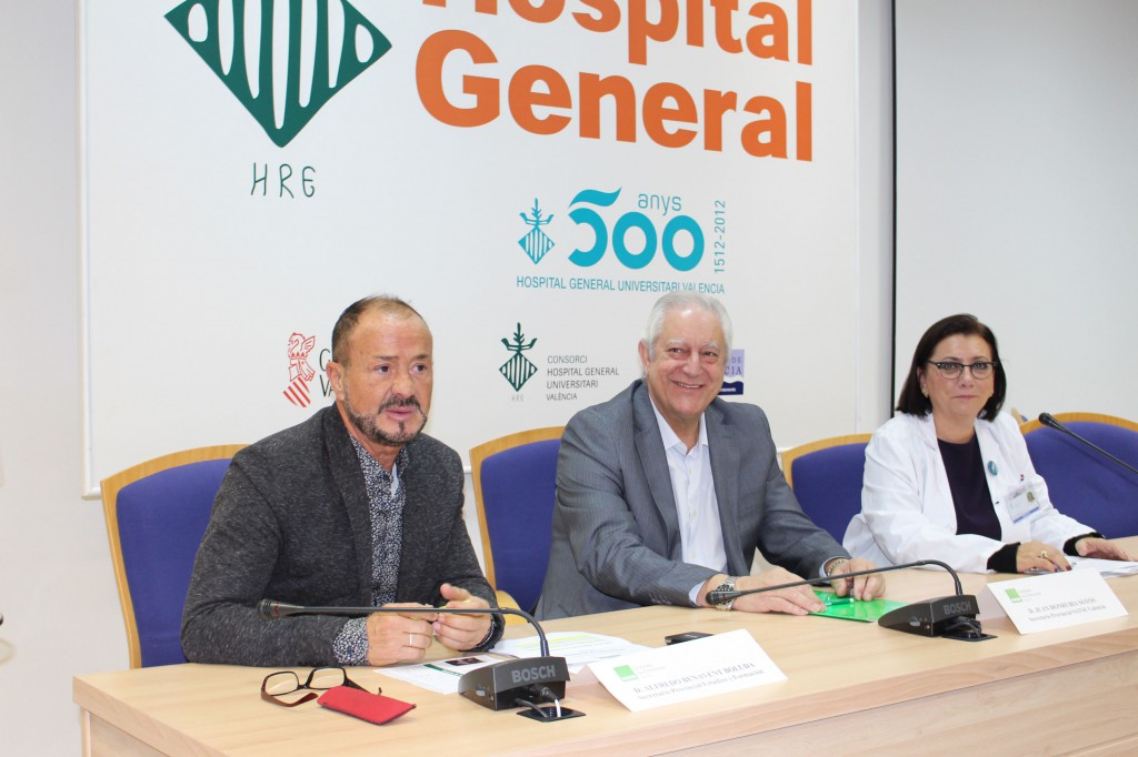 Jornada SATSE en el Hospital General de Valencia