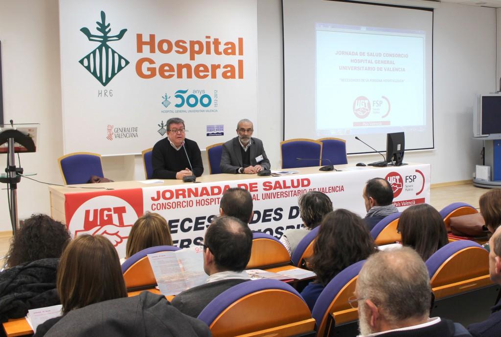 Jornada de Salud UGT