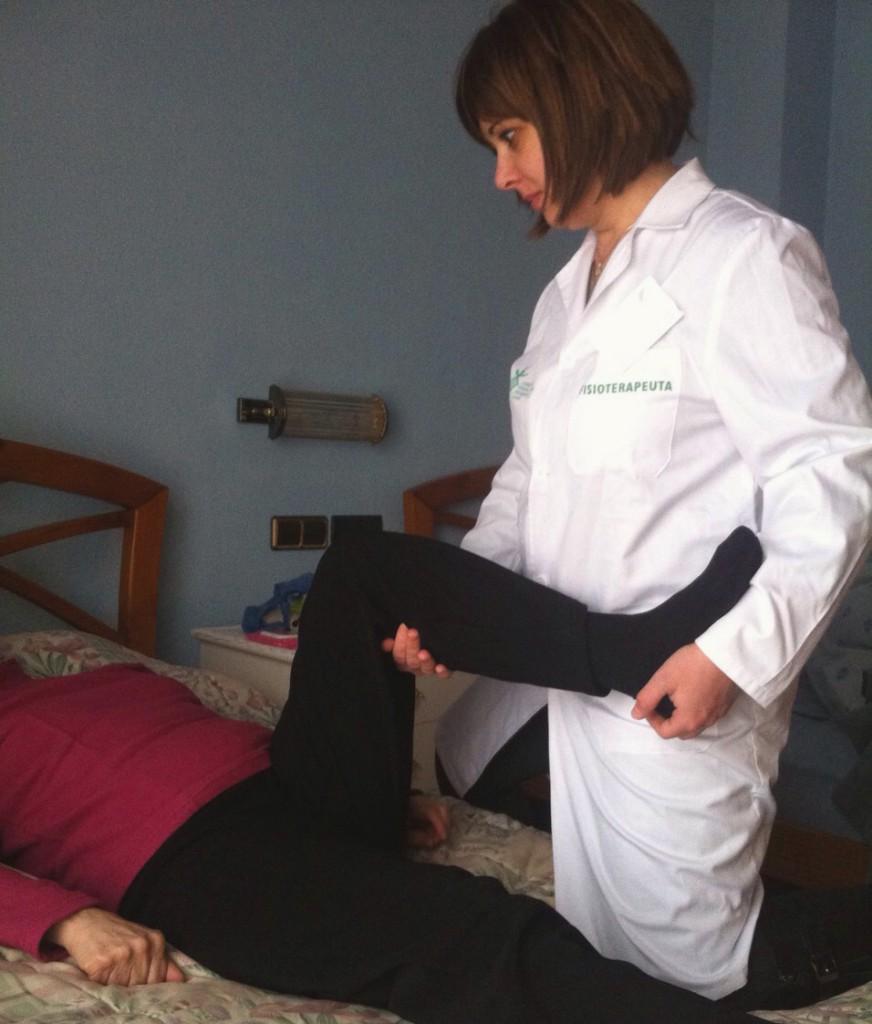 Fisioterapeuta UHD