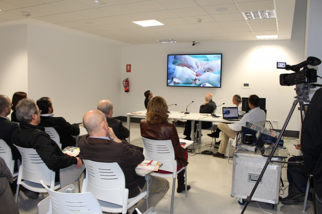 Hospital General Valencia_ II Curso on line cirug laparoscopia