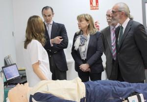 Centro de simulacion clinica hospital general