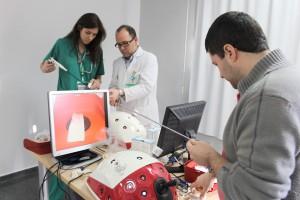 Curso para MIR Centro Simulacion Clinica BL