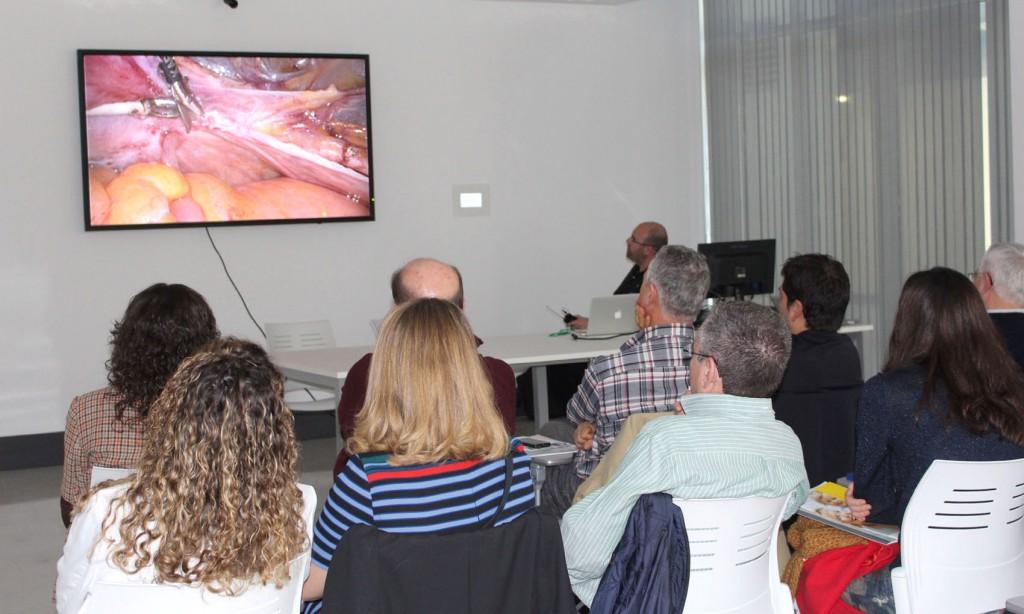 Workshop Cirugia suelo pelvico BL
