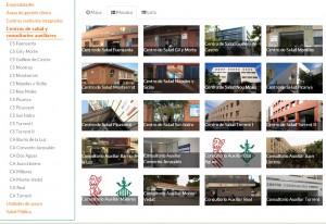 web centros