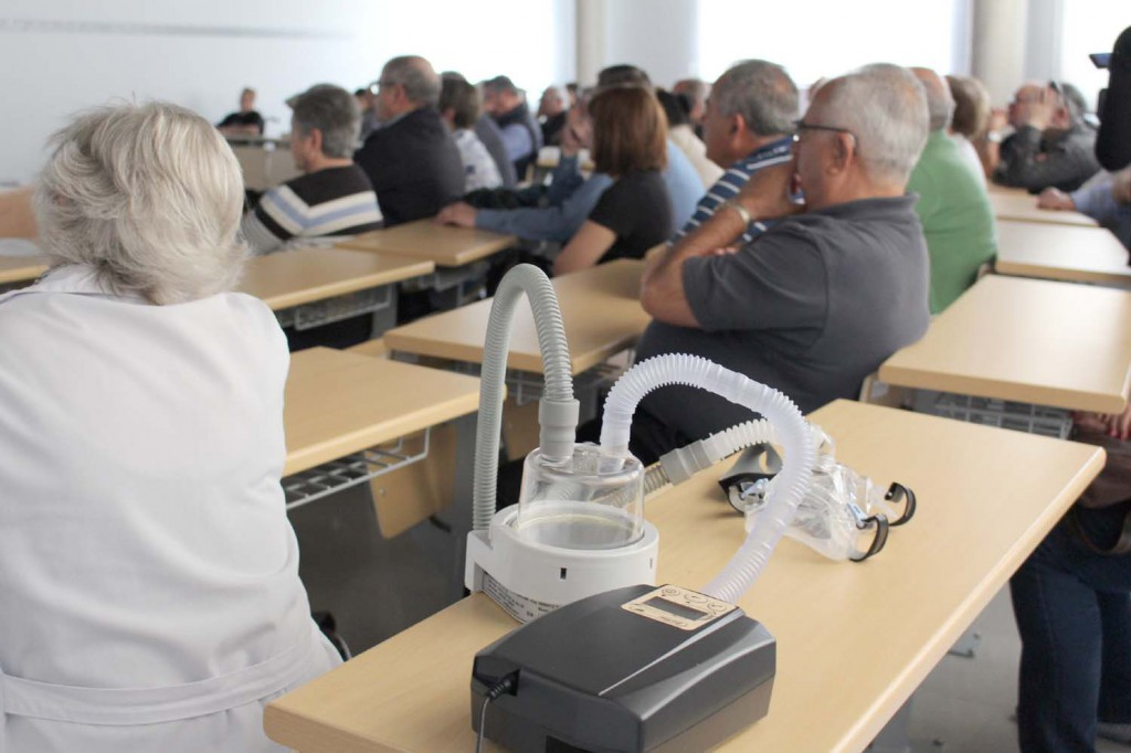 2015 04 21 Aula Respita Hospital General apnea WEB