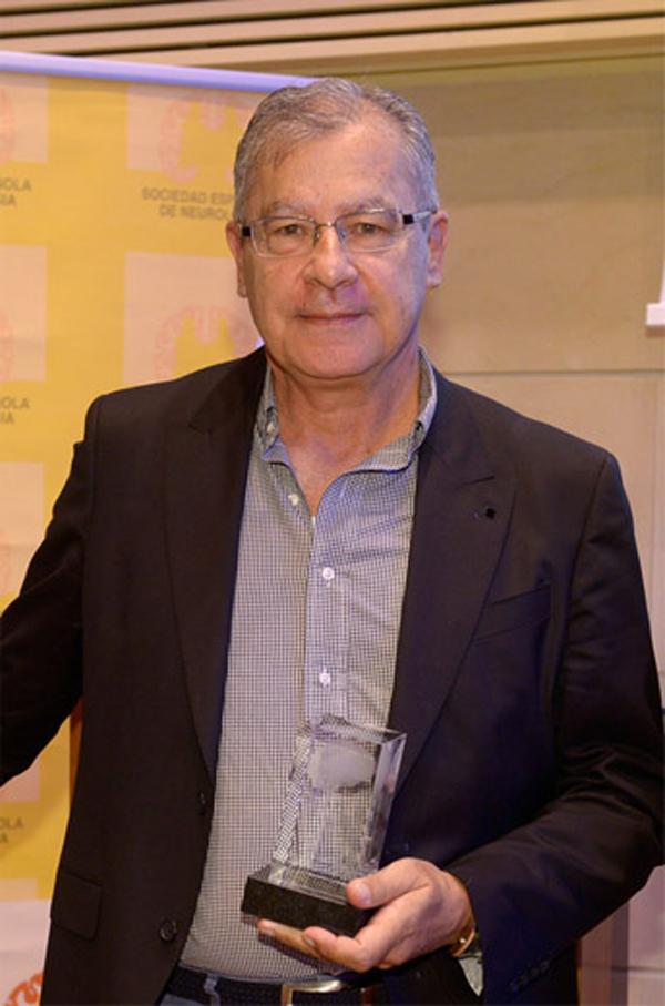 Premio SEN Neurologia Jeronimo Sancho