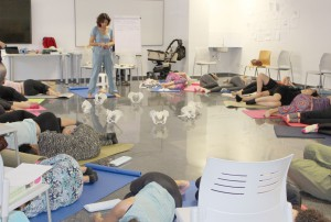 2015 06 25 Taller matronas Nuria Vives Hospital General