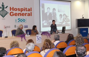 20151120 DoloresSalas inaugura jornada 30 anys Salut Sexual Torrent 2