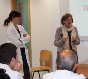 Pilar Ortega y Concepcion Gimento