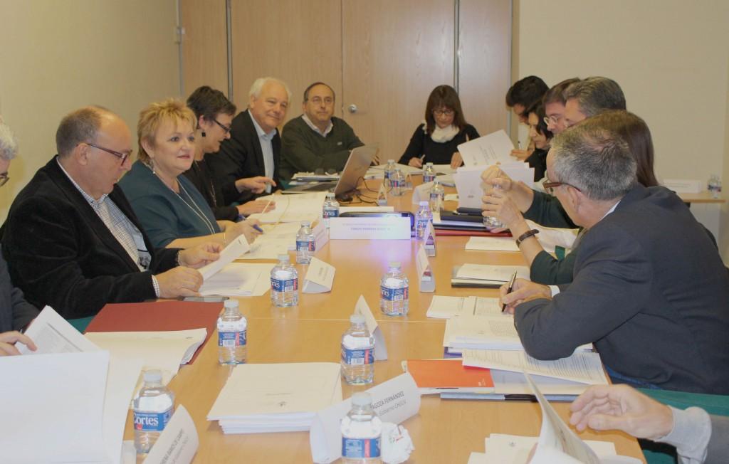 2015 12 28 Reunion Consejo de Gobierno