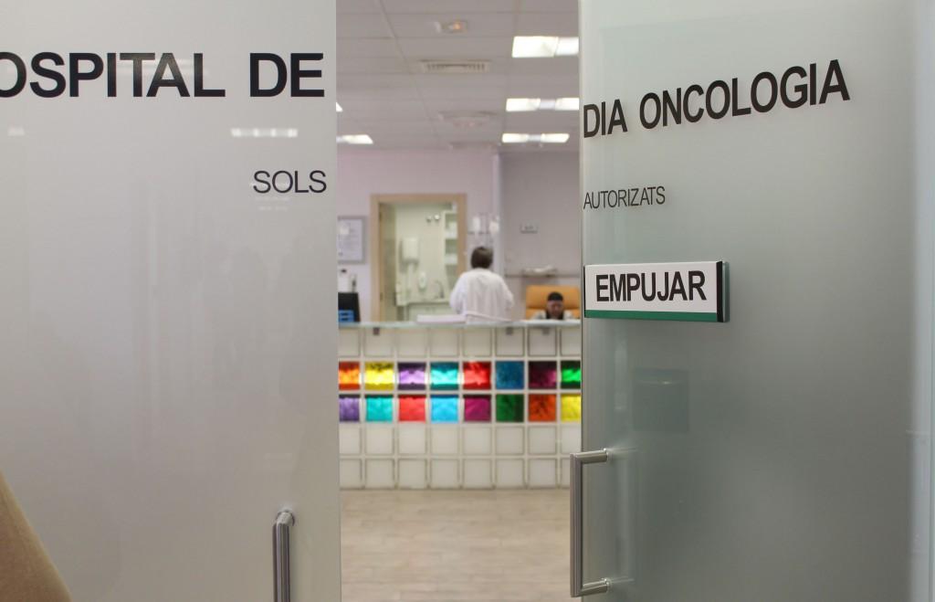 2016 01 20 Hospital de dia Onco Hospital General de Valencia
