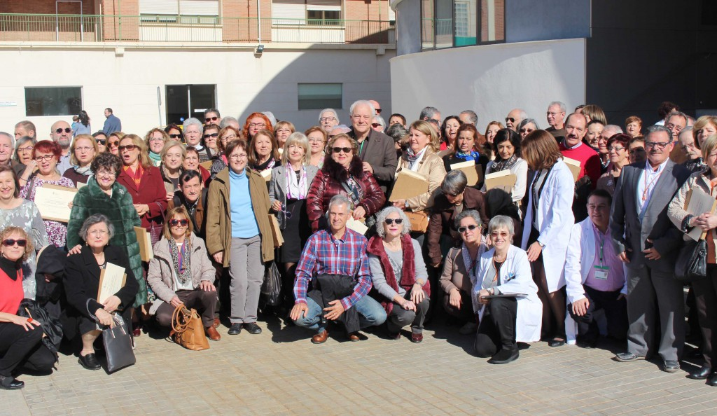 2016 02 04 Grupo homenaje jubilados