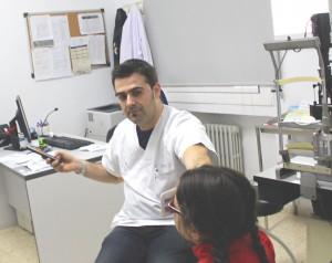 Rafael Freiria. Oftalmologia pediatrica HG