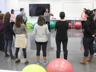 2016 02 25 curso matronas con Nuria vivo CHGUV WEB