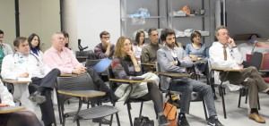2016 03 03 J Davidson  asistentes sesion clinica