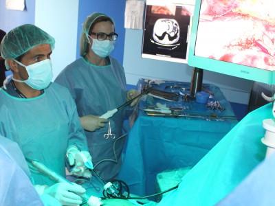 Cirugia hepatica. Jose Mir