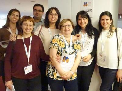 Enfermeras premiadas Congreso Neumo Abril 2016