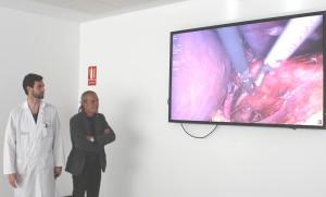 Marcos Bruna y Cristobal Zaragoza