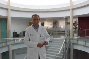 2016 05 18 Dr. Bagan en Edificio docente HGUV