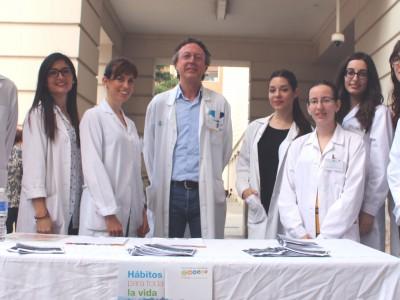 Endocrinos y nutricionistas HGUV