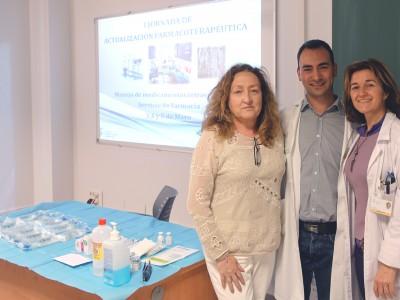 I Jornada de Actualizacion Farmacoterapeutica