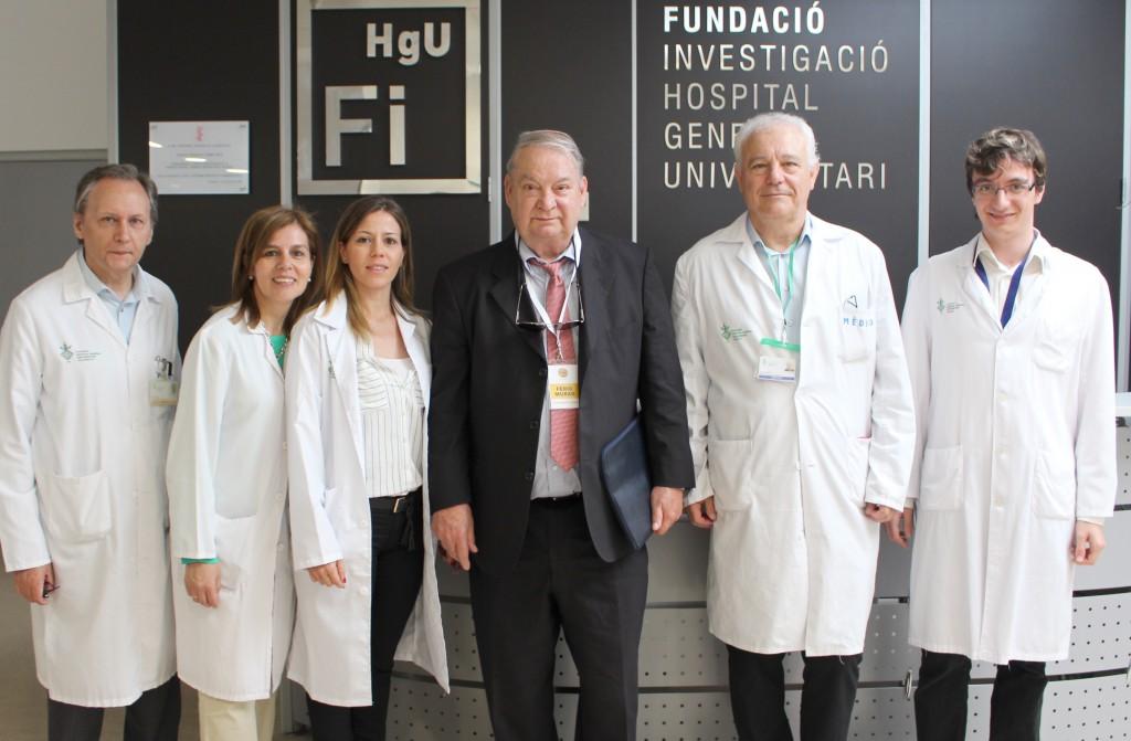 2016 06 06 Ferid Murad Fundacion Biomedica HGUV