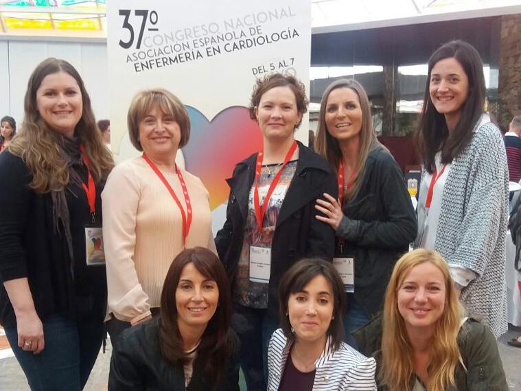 37 congreso Asoc Esp enfermeria Cardio HGUV WEB