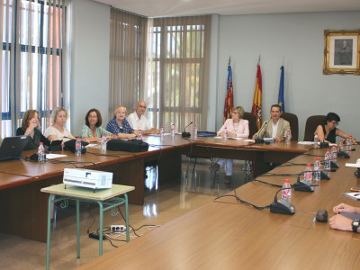 Consejo de Salud. Ayuntamiento Xirivella
