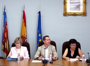 Consejo de Salud. Ayuntamiento Xirivella2
