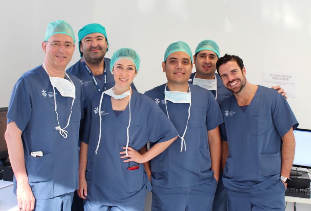 Formacion cirugia mama