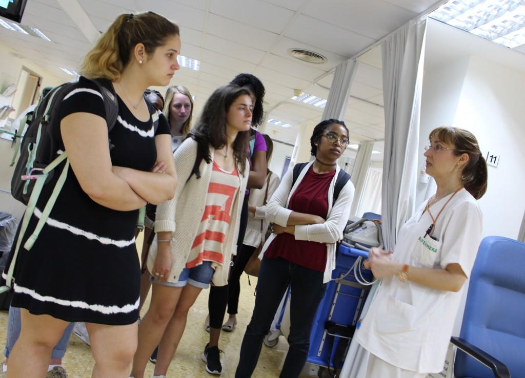 Hospital de Dia polivalente univ Virginia