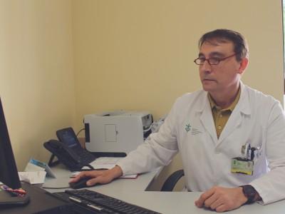 Jefe de la Unidad de Enfermedades Infecciosas del HGUV