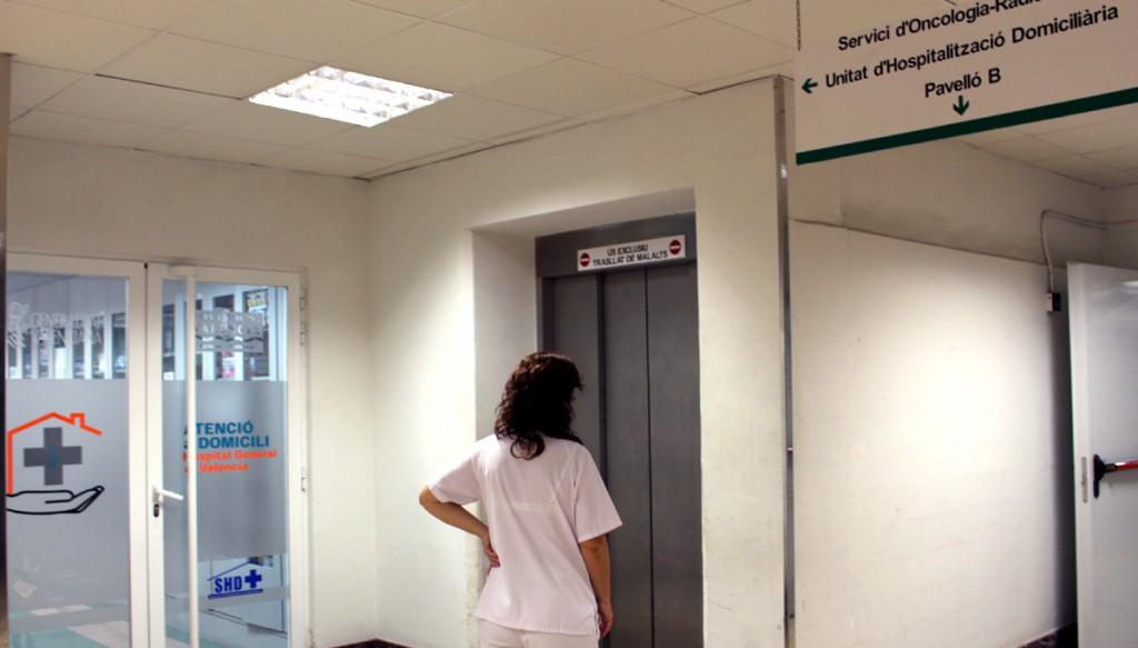 Oficina UHD Hospital General Valencia
