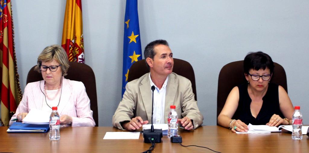 Presidente del Consejo de Salud. Alcalde de Xirivella