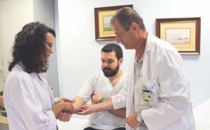 Dra. Altea Esteve y Dr. Alfonso Berrocal