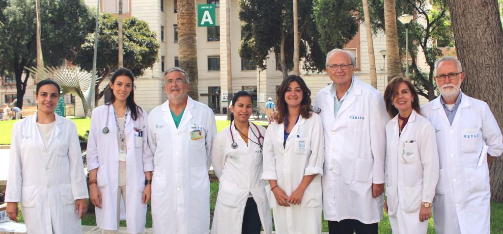 Grupo Cirugia Toracia y Oncologia Medica HGV