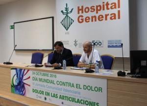 2016 10 24 Mesa inuaug jornada del dolor HGUV Jose De Andres y Carlos Errando
