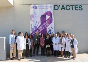 2016 11 15 jornada contra la violencia de genero HGUV